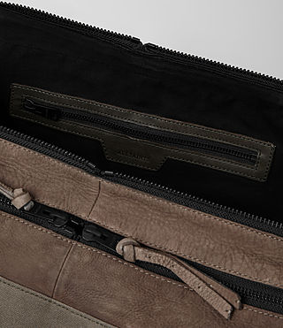 Mens Aichi Holdall (Washed Taupe) - product_image_alt_text_5