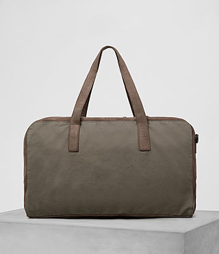 Mens Aichi Holdall (Washed Taupe) - product_image_alt_text_6