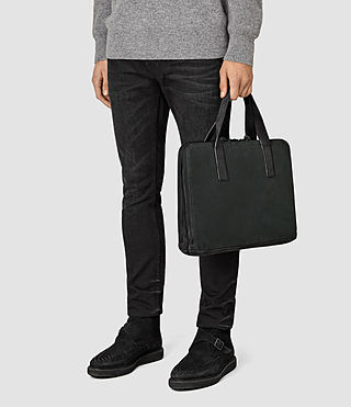 Mens Aichi Work Bag (Washed ink) - product_image_alt_text_2