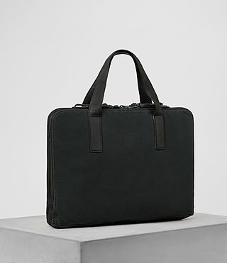 Men's Aichi Work Bag (Washed Ink) - product_image_alt_text_4