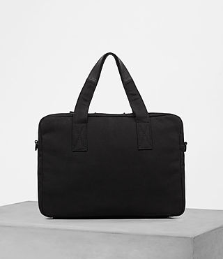 Mens Minato Work Bag (Black) - product_image_alt_text_1