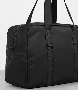 Men's Ridge Holdall (Black) - Image 3