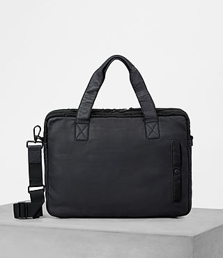 Mens Shoto Work Bag (WASHED INK/ BLACK)
