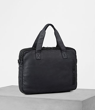 Herren Shoto Work Bag (WASHED INK/ BLACK) - product_image_alt_text_3