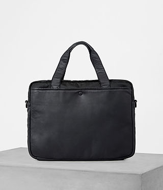 Herren Shoto Work Bag (WASHED INK/ BLACK) - product_image_alt_text_4