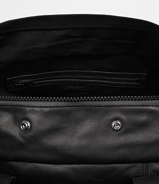 Hombres Kanji Holdall (Black) - product_image_alt_text_6