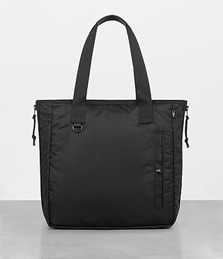 Men's Brooke Tote (Black) - Image 1