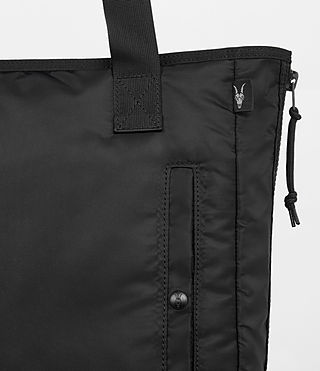 Men's Brooke Tote (Black) - Image 2