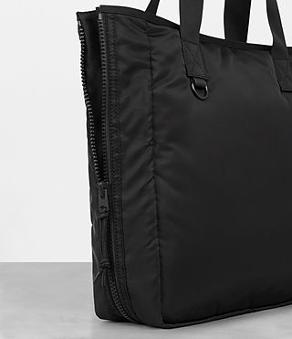 Men's Brooke Tote (Black) - Image 3