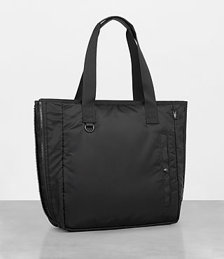 Men's Brooke Tote (Black) - Image 5