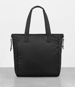 Men's Brooke Tote (Black) - Image 6