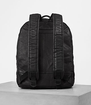 Hommes Hoshi Rucksack (Washed Black) - product_image_alt_text_4