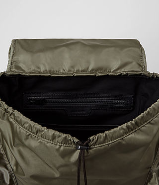 Men's Nakano Rucksack (WSH LT KHAKI GREEN) - product_image_alt_text_5