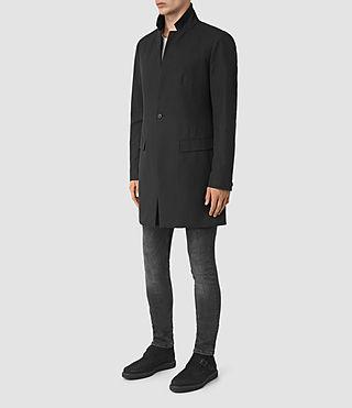 Herren Hatton Coat (Black) - product_image_alt_text_2
