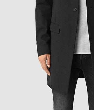 Hommes Hatton Coat (Black) - product_image_alt_text_3