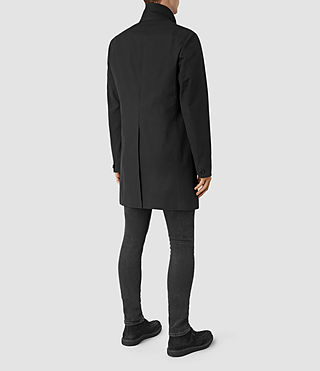 Men's Hatton Coat (Black) - product_image_alt_text_6