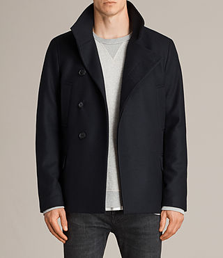 Mens Melrose Peacoat (INK NAVY) - Image 1