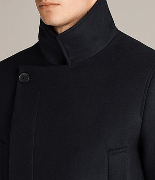 Men's Melrose Peacoat (INK NAVY) - Image 2