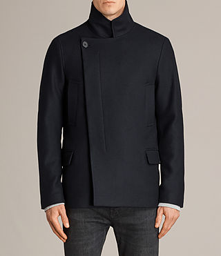 Mens Melrose Peacoat (INK NAVY) - Image 3