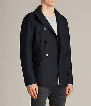 Men's Melrose Peacoat (INK NAVY) - Image 4