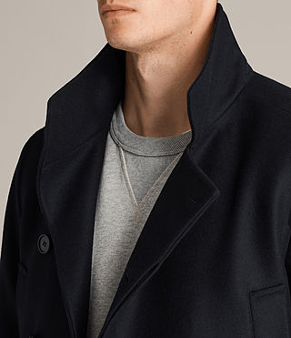 Mens Melrose Peacoat (INK NAVY) - Image 5