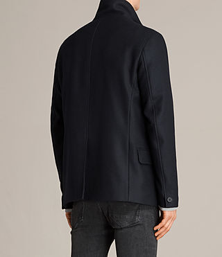 Men's Melrose Peacoat (INK NAVY) - Image 6