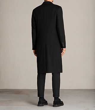 Men's Bradford Coat (Black) - Image 5