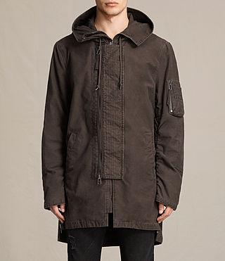 Men's Haskin Parka (Bitter Brown) -