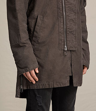 Mens Haskin Parka (Bitter Brown) - product_image_alt_text_2