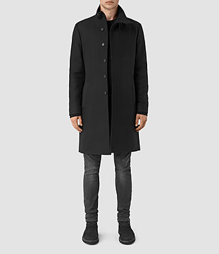 Mens Malto Coat (Black)