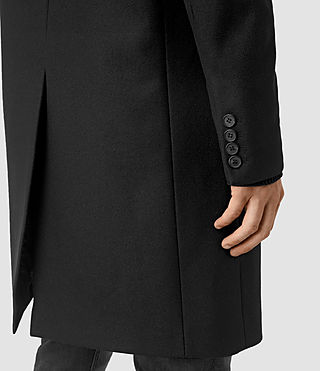Mens Malto Coat (Black) - product_image_alt_text_2