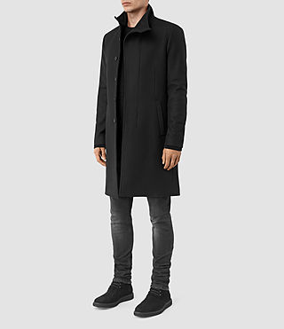 Mens Malto Coat (Black) - product_image_alt_text_3