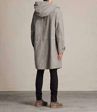 Herren Berwyn Parka Coat (SOFT KHAKI GREEN) - product_image_alt_text_5