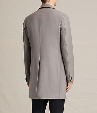 Uomo Cappotto Eskoe (Taupe Brown) - product_image_alt_text_5