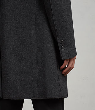 Uomo Cappotto Teralta (Charcoal Grey) - Image 6