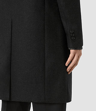 Mens Moylan Coat (Charcoal) - product_image_alt_text_5