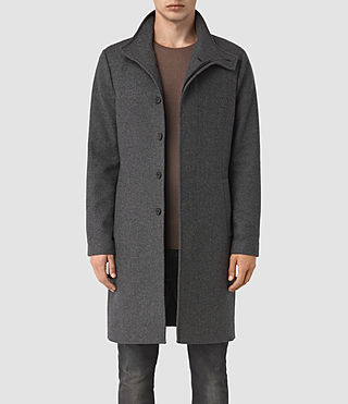 Men's Valte Coat (Grey)