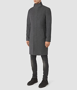 Hombres Valte Coat (Grey) - product_image_alt_text_2