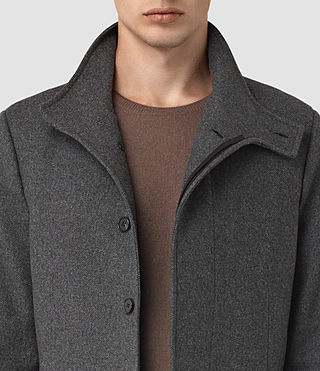 Hombres Valte Coat (Grey) - product_image_alt_text_3