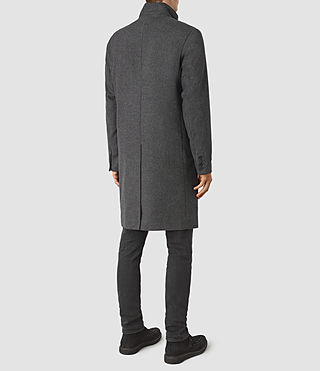 Hombres Valte Coat (Grey) - product_image_alt_text_5