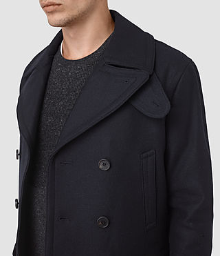 Mens Felix Peacoat (INK NAVY) - product_image_alt_text_4
