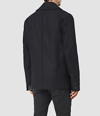 Mens Felix Peacoat (INK NAVY) - product_image_alt_text_5