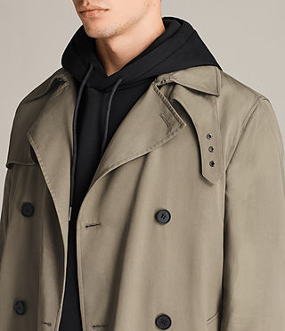 Mens Siren Mac (SAGE GREEN) - product_image_alt_text_2