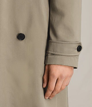Mens Siren Mac (SAGE GREEN) - product_image_alt_text_6