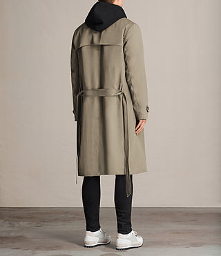Mens Siren Mac (SAGE GREEN) - product_image_alt_text_7