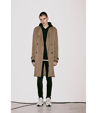 Mens Siren Mac (SAGE GREEN) - product_image_alt_text_8