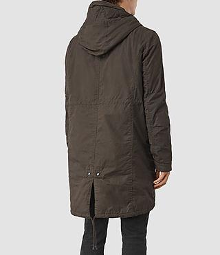 Uomo Leyden Parka (Khaki Green) - product_image_alt_text_4