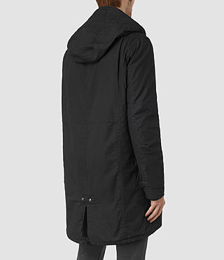 Men's Leyden Parka (Black) - product_image_alt_text_4
