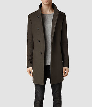 Mens Mire Coat (Khaki)
