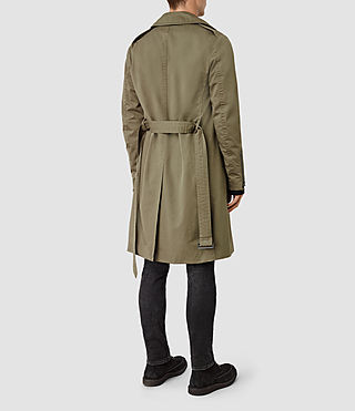 Uomo Mies Mac (Khaki Green) - product_image_alt_text_4